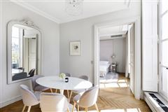 Luxury homes one of the most beautiful addresses in Paris