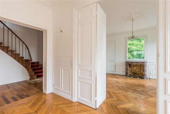 Luxury homes superb period property in meudon