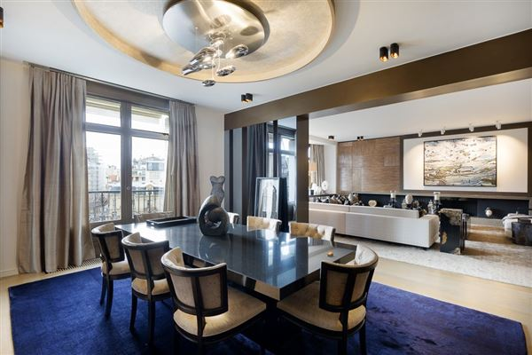meticulously renovated paris apartment luxury real estate