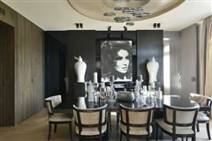 Luxury homes meticulously renovated paris apartment