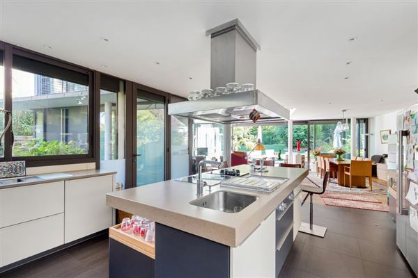 Luxury real estate Large and bright contemporary house in versaille