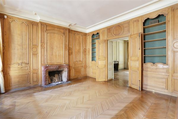 Luxury homes exceptional apartment boasts period authenticity