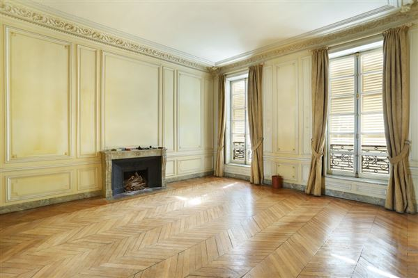Luxury properties exceptional apartment boasts period authenticity
