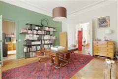 Luxury homes in beautiful paris apartment