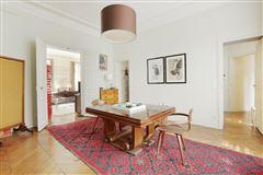 Mansions in beautiful paris apartment