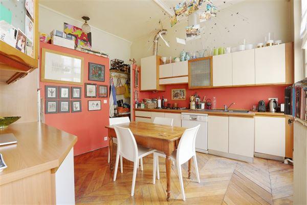 Luxury homes beautiful paris apartment