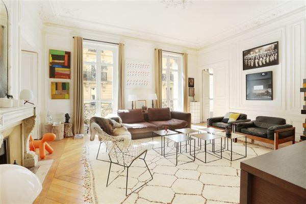 beautiful paris apartment luxury properties