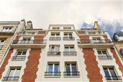 Luxury homes third floor rental in a charming building