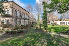 Luxury homes in elegant 18th century property of 28 hectares