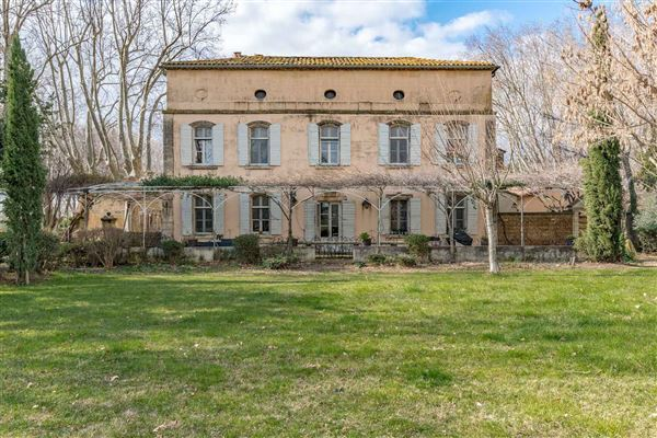 elegant 18th century property of 28 hectares luxury homes