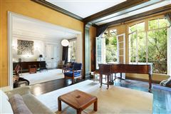 Luxury homes in exceptional late 19th century property