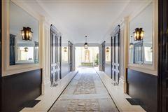 split-level apartment on Rue Saint-André des Arts mansions