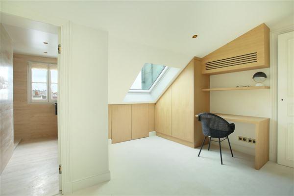 split-level apartment on Rue Saint-André des Arts luxury real estate