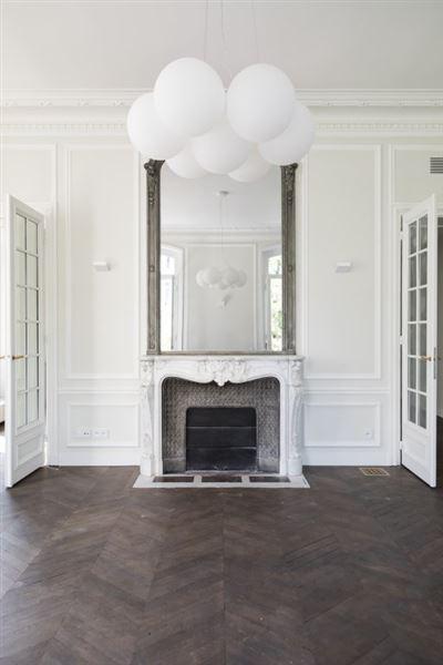 Mansions a sumptuous Haussmanian building in paris 16th