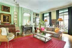 apartment in a fine late 18th century private mansion luxury properties