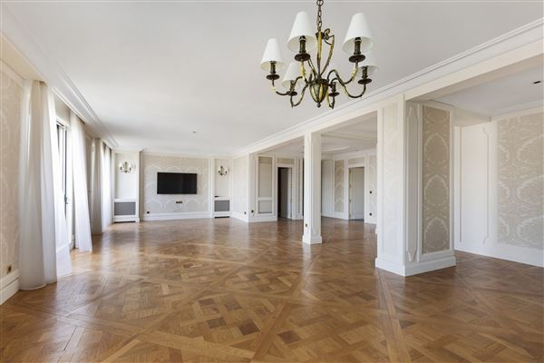 facing the world-renowned Plaza Athénée palace hotel luxury homes
