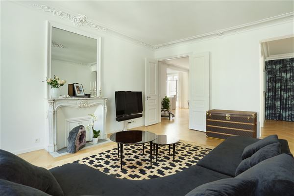 apartment in the Saint-Pères neighbourhood luxury homes