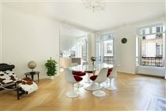 Luxury homes in apartment in the Saint-Pères neighbourhood