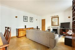 Luxury homes lovely apartment with luxuriously appointed living space