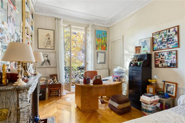 Luxury properties Exceptional view and location On the Champ de Mars