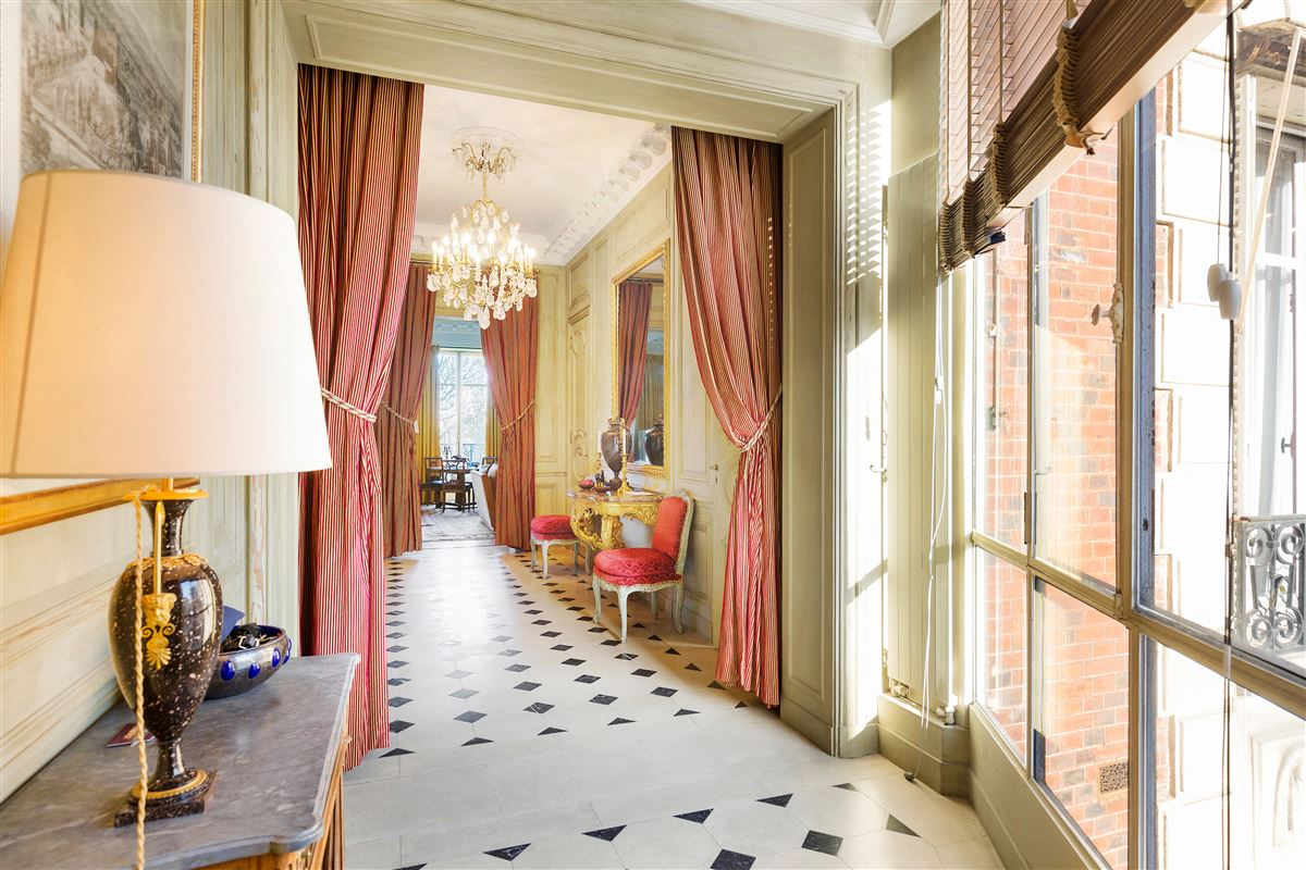 Luxury homes beautiful and unique private paris mansion