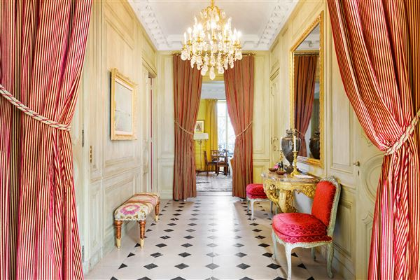 beautiful and unique private paris mansion luxury homes