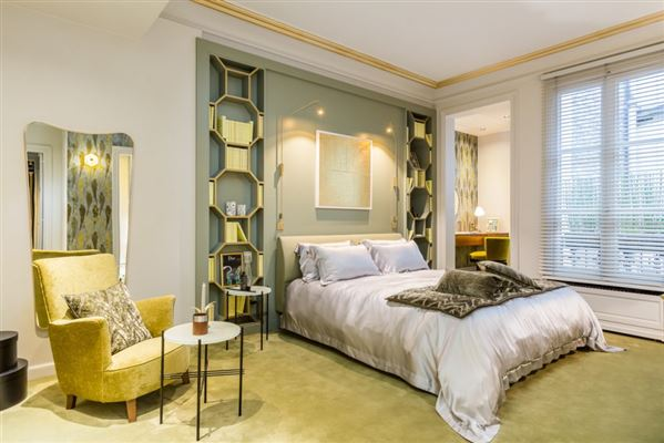 A perfect pied a terre in paris