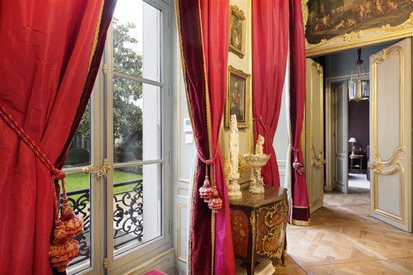 sublime apartment in paris luxury homes