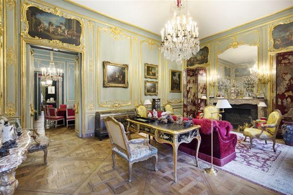 sublime apartment in paris luxury real estate