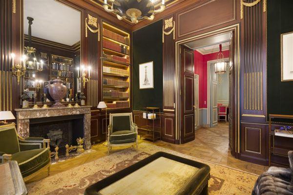 Luxury properties sublime apartment in paris