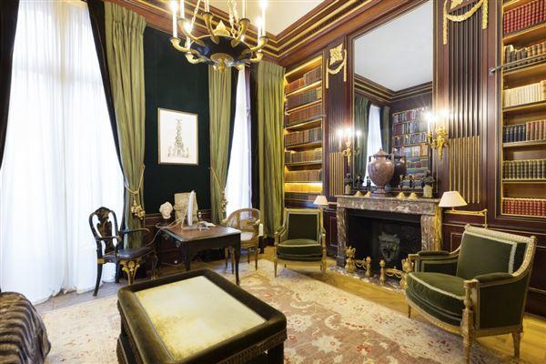 sublime apartment in paris luxury properties