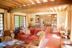 Mansions in a charming home in chambord