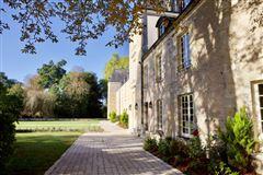 Luxury homes in elegant 16th century chateau