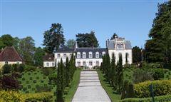 delightful La Perche Natural Park property mansions