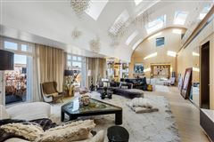 magnificent penthouse with 5-star services mansions