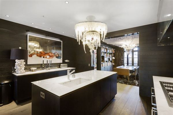 Luxury properties magnificent penthouse with 5-star services