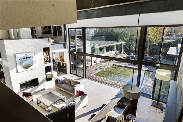 Luxury real estate exceptional contemporary villa