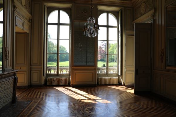Luxury real estate majestic chateau in Valenciennes