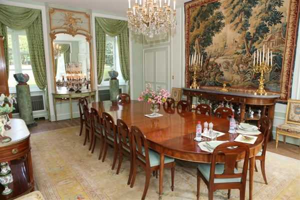 Luxury homes a remarkable chateau in Le Mont St Michel