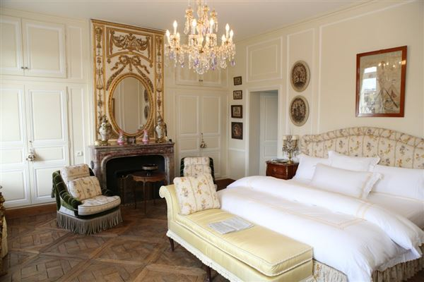 a remarkable chateau in Le Mont St Michel luxury real estate