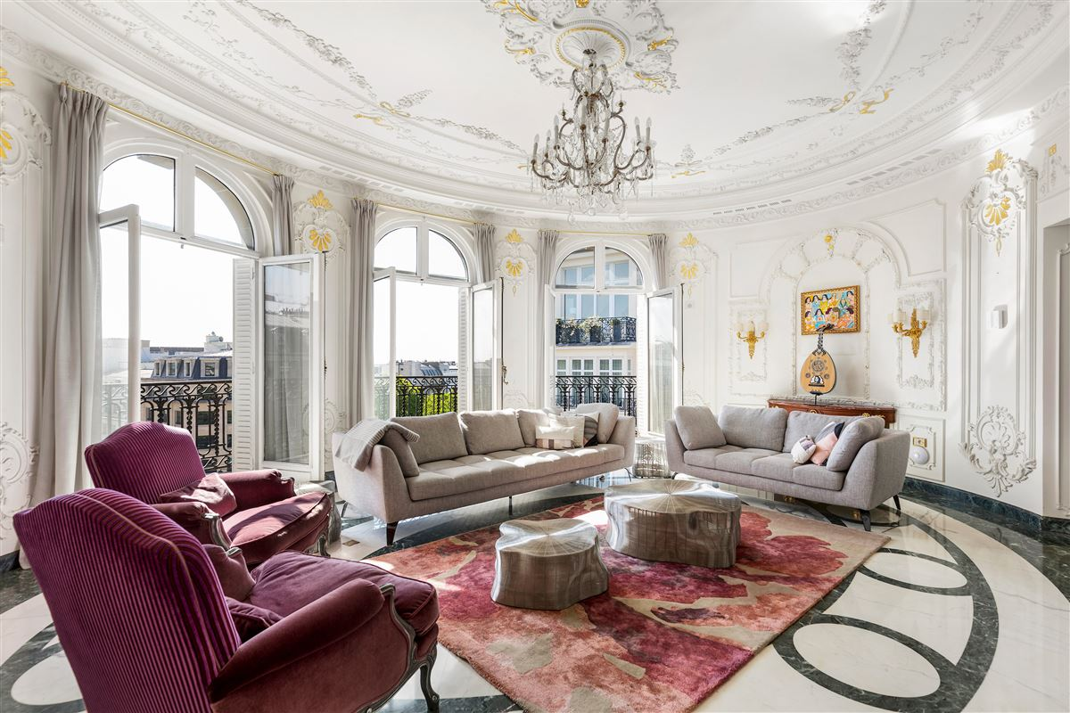 particularly refined apartment luxury homes