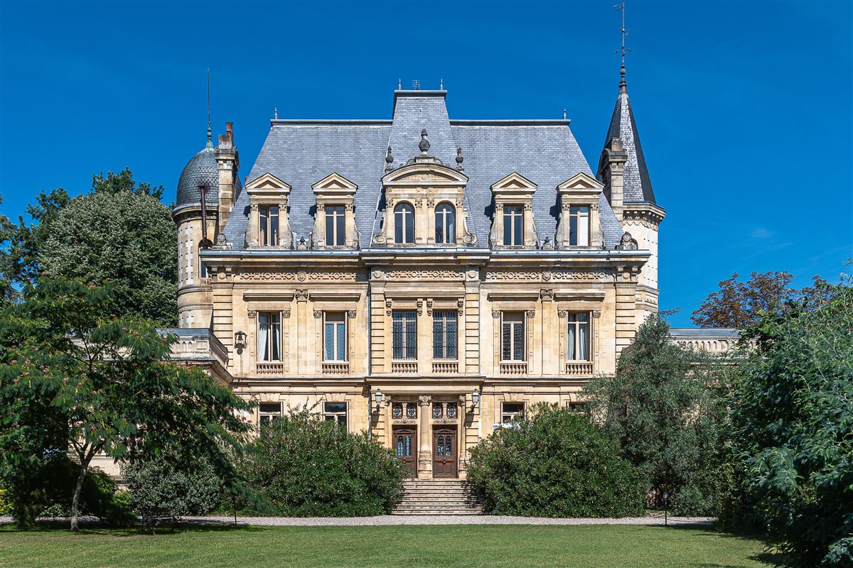 This 19th Century Chateau Is Set In Delightful Wooded Grounds France Luxury Homes Mansions For Sale Luxury Portfolio