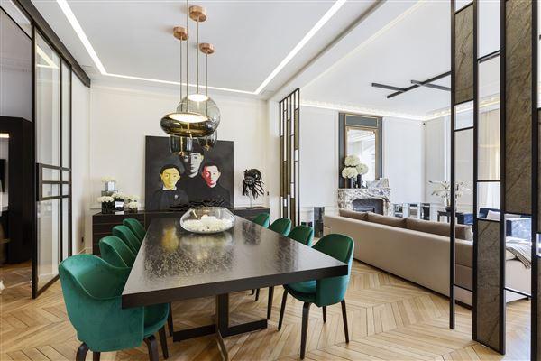 Luxury real estate magnificent apartment in prime location in the prestigious 16th District