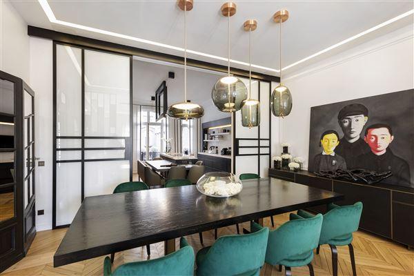 Luxury properties magnificent apartment in prime location in the prestigious 16th District