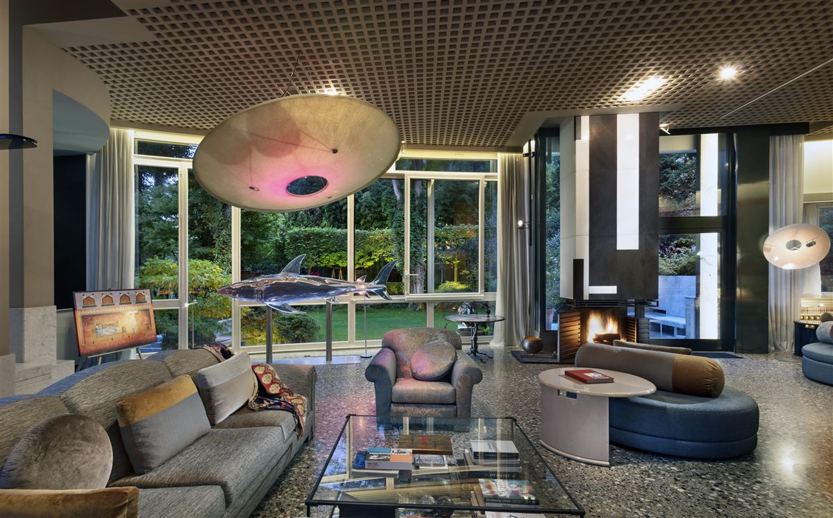 Mansions incredible contemporary Villa