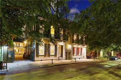 Grand and gorgeous 1860s Greek revival home mansions