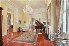 Luxury homes Grand and gorgeous 1860s Greek revival home