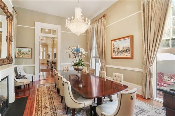 Grand and gorgeous 1860s Greek revival home luxury properties