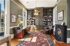 Mansions Grand and gorgeous 1860s Greek revival home