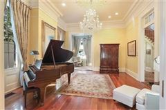 Grand and gorgeous 1860s Greek revival mansion luxury homes